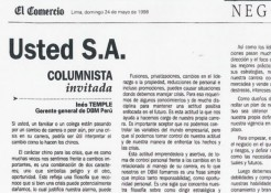 Usted S.A. 24 05 1998 646x461 246x175 - Administración de carrera: Usted S.A.