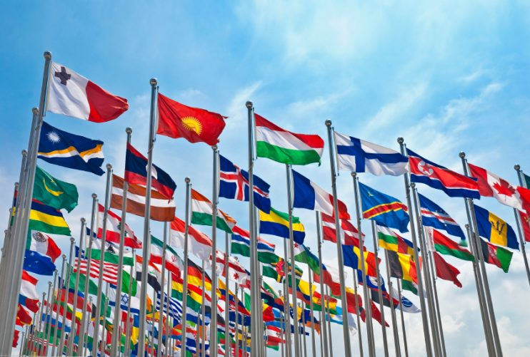 Collection of Global Flags 742x501 - Top Reasons Why You Should Learn Another Language