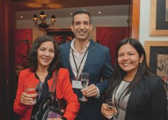 DSC 8791 246x175 - Cocktail Clientes Mayo 2018