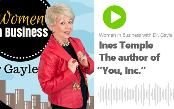 cover video jpg e1582645291521 684x429 - Women in Business with Dr. Gayle Carson - Entrevista con Ines Temple